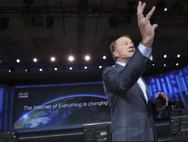Cisco CES 2014 - John Chambers